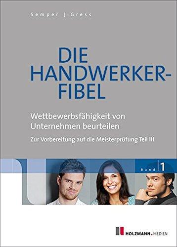 9783778310199: Die Handwerker-Fibel, Band 1