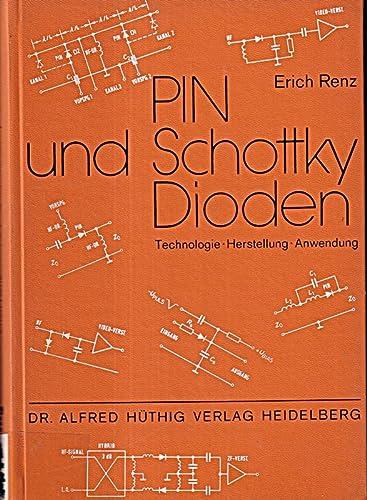 9783778503874: PIN- und Schottky-Dioden: Technologie, Herstellung, Anwendung