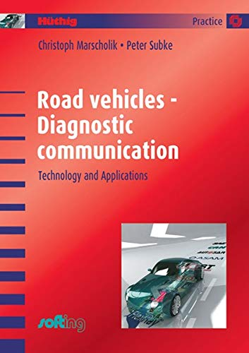 9783778540480: Road vehicles - Diagnostic communication: Technology and Applications