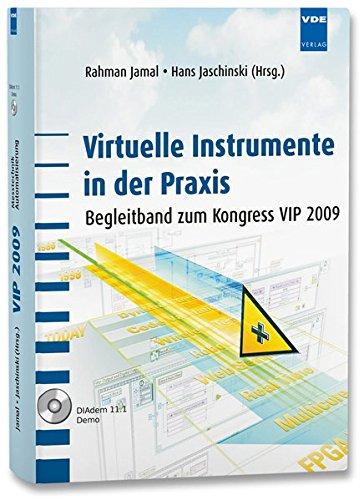 9783778540572: Virtuelle Instrumente in der Praxis: Begleitband zum Kongress VIP 2009