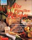 9783778738030: Alte Familien-Rezepte