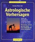 9783778738771: Astrologische Vorhersagen