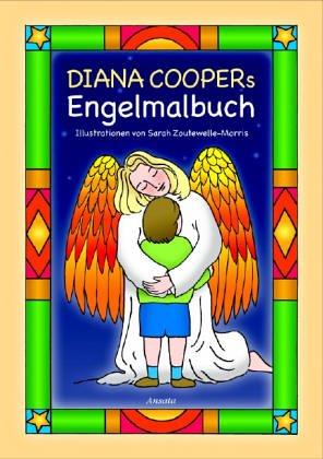 9783778772911: Diana Coopers Engelmalbuch