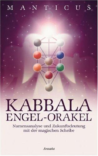9783778773369: Kabbala-Engel-Orakel