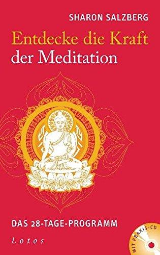 9783778782309: Entdecke die Kraft der Meditation: Das 28-Tage-Programm