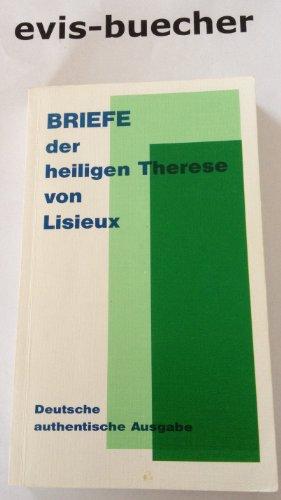 9783779406341: Briefe der heiligen Therese von Lisieux