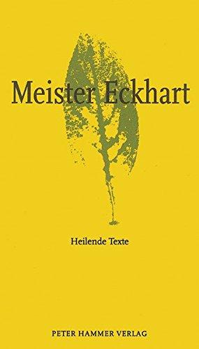 9783779500438: Meister Eckhart