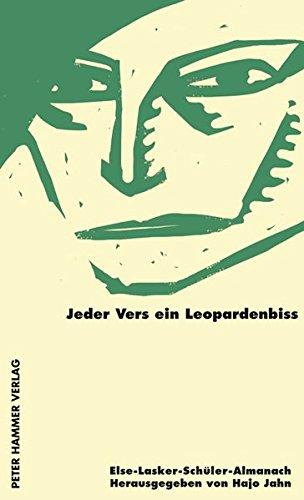 Jeder Vers ein Leopardenbiss - Jahn, Hajo [Hrsg.]