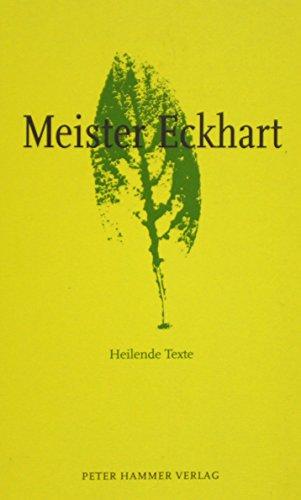 9783779504139: Meister Eckhart