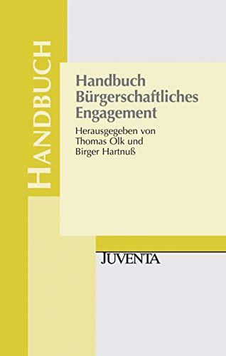 Handbuch Bürgerschaftliches Engagement: Thomas Olk
