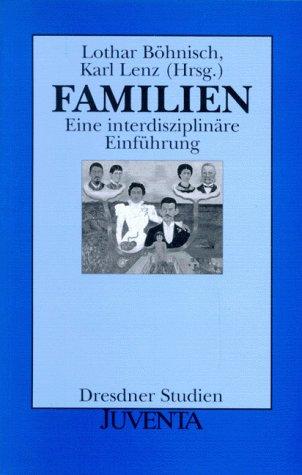 9783779913016: Familien. Eine interdisziplinäre Einführung.