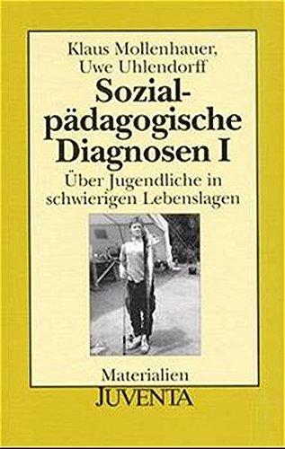 9783779913993: Sozialp�dagogische Diagnosen, 3 Bde.