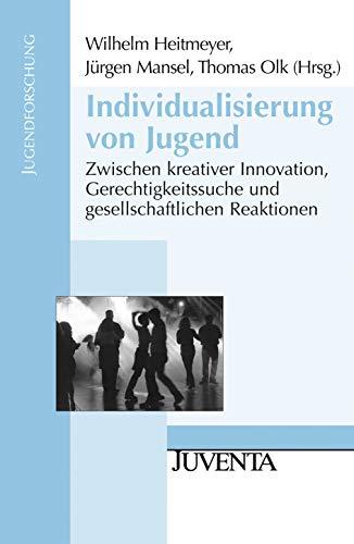 9783779917595: Individualisierung von Jugend