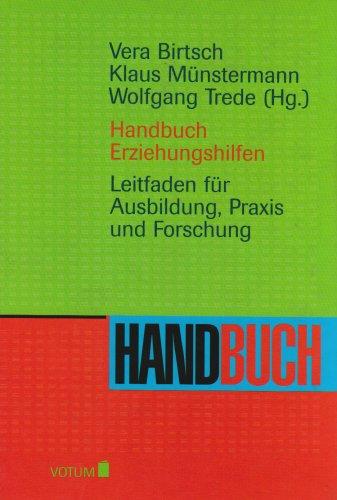 Handbuch der Erziehungshilfen: Vera Birtsch
