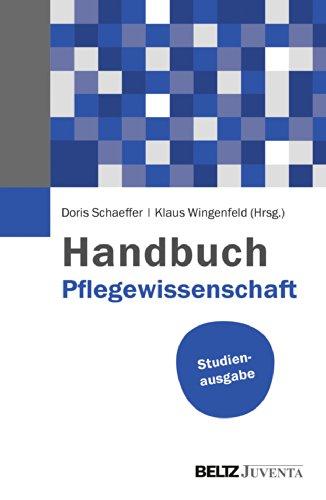 Handbuch Pflegewissenschaft: Doris Schaeffer