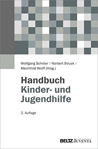 Handbuch Kinder- und Jugendhilfe: Wolfgang Schröer