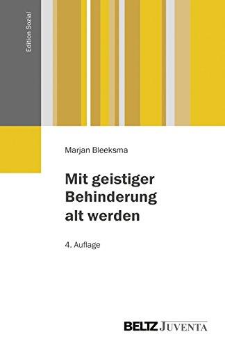 9783779931560: Mit geistiger Behinderung alt werden: Übersetzung aus dem Niederländischen, deutsche Bearbeitung und Vorwort: Regina Humbert