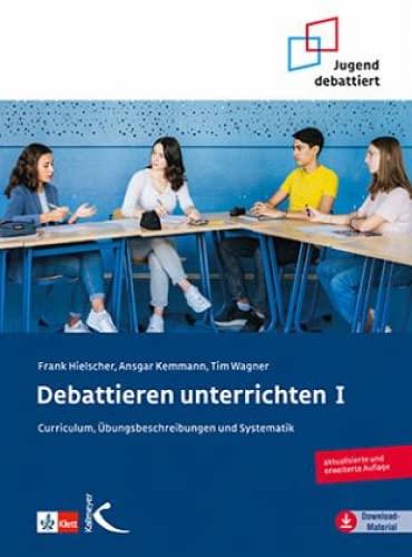 9783780010704: Debattieren unterrichten
