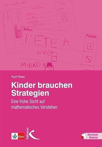 9783780010988: Kinder brauchen Strategien: Eine frühe Sicht auf mathematisches Verstehen
