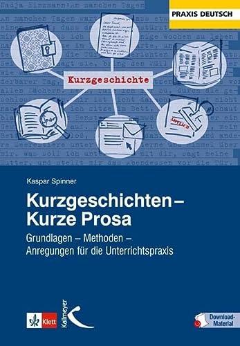 9783780010995: Kurzgeschichten – Kurze Prosa