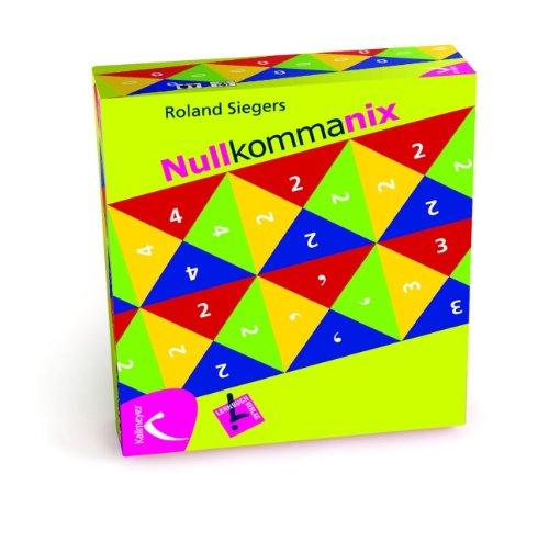 9783780033123: Nullkommanix (Spiel)