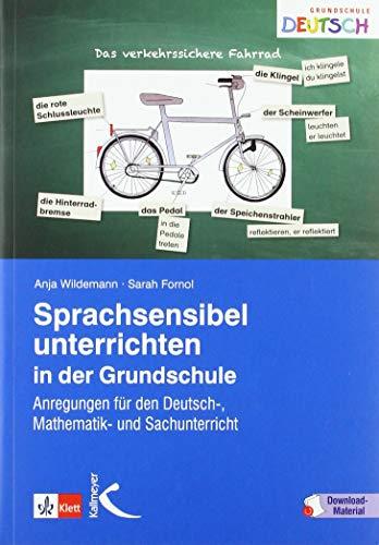 9783780048486: Sprachsensibel unterrichten in der Grundschule: Anregungen für den Deutsch-, Mathematik- und Sachunterricht