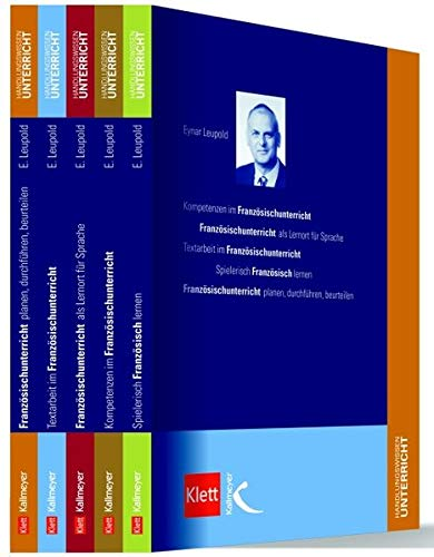 9783780049490: Handlungswissen Fanzösischunterricht kompakt. 5 Bände: alle 5 Bände im Schuber