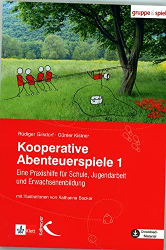 9783780058010: Kooperative Abenteuerspiele, Bd.1