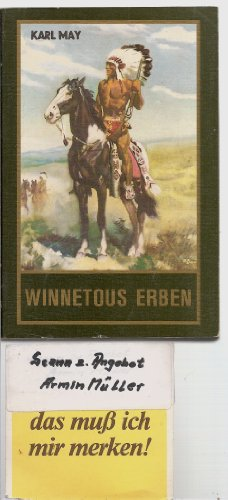 9783780205339: Klassische Meisterwerke: Winnetous Erben