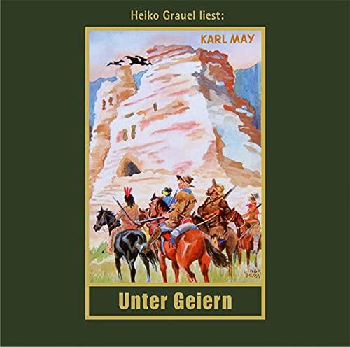 9783780207357: Unter Geiern. MP3-CD