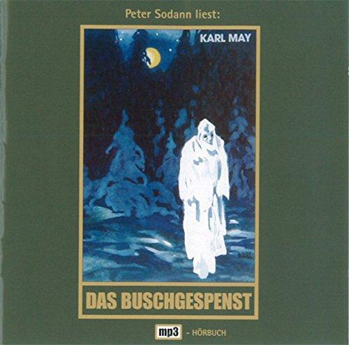 Das Buschgespenst. MP3-CD: MP3-Hörbuch: May, Karl