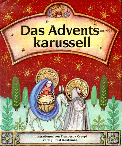 9783780605627: Das Adventskarussell (Adventskalender)