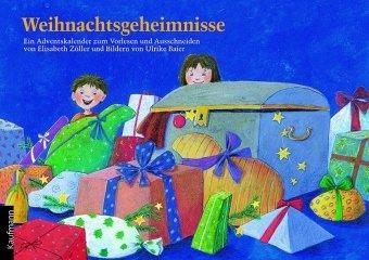 9783780605665: Advents- Kalender Weihnachtsgeheimnisse.