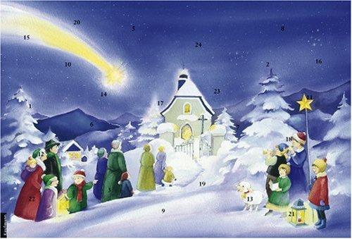 9783780607607: Rica und der Weihnachtsabend. Ein Text-Türchenkalender.
