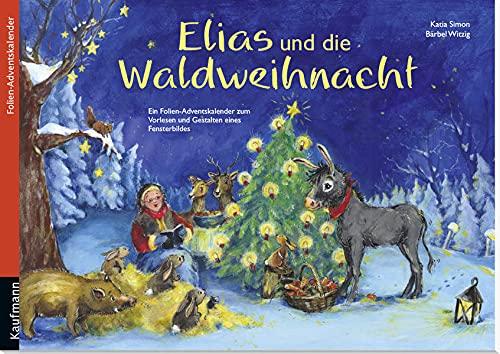 9783780608789: Elias und die Waldweihnacht