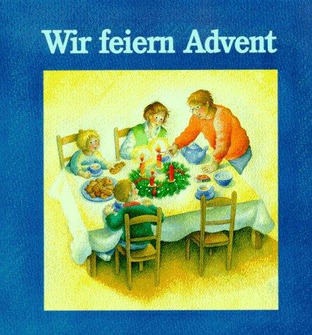 9783780624437: Wir feiern Advent.