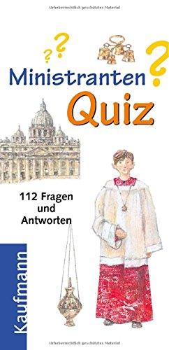 9783780627773: Ministranten-Quiz