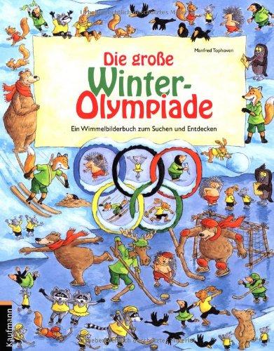 9783780628749: Die große Winter-Olympiade