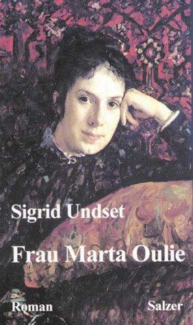 9783780653673: Frau Marta Oulie.