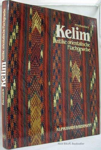 9783781402065: Kelim. Antike orientalische Flachgewebe