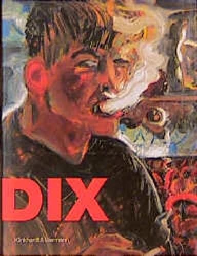 9783781404076: Otto Dix: Gem�lde, Zeichnungen, Druckgrafik