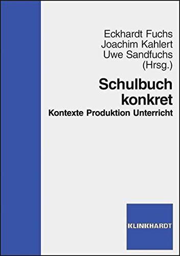 9783781517752: Schulbuch konkret