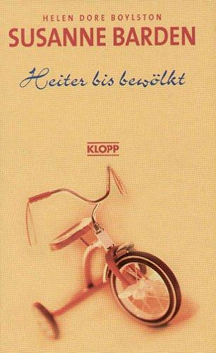 9783781702059: Susanne Barden, Neuausgabe, Bd.6, Heiter bis bew�lkt