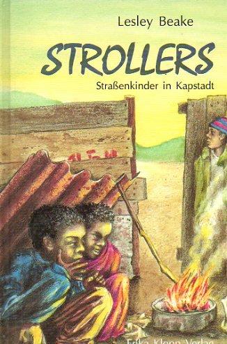 9783781702165: Strollers. Strassenkinder in Kapstadt