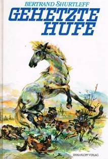 Gehetzte Hufe: Shurtleff, Bertrand: