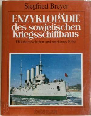 9783782203678: Enzyklopädie des sowjetischen Kriegsschiffbaus (German Edition)