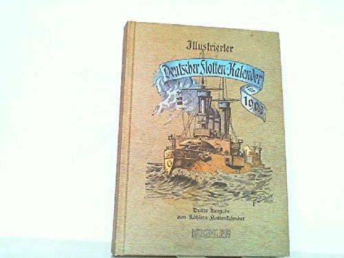 13. Jahrg.: Illustrierter Deutscher Flottenkalender für 1913