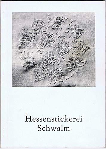 9783782542128: hessenstickerei schwalm