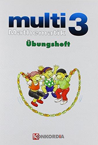 9783782617062: multi Mathematik 3. Übungsheft. Baden-Württemberg