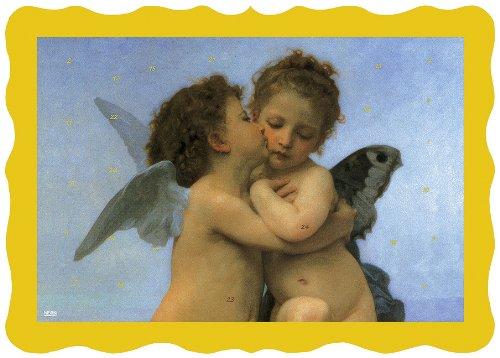 9783782711289: Der erste Kuss - Adventskalender [Adventskalender] [Tageskalender] by William...
